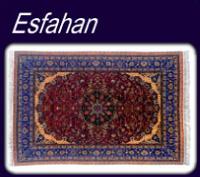 特撰手織り絨毯展:イスファハン